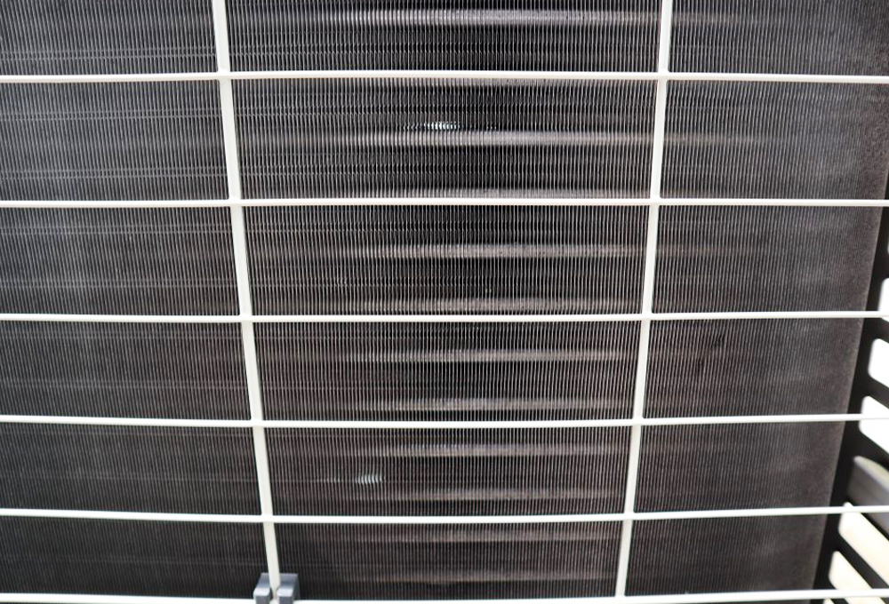 室外機の熱交換器イメージ02