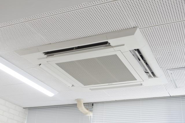 オフィス用の業務用エアコン