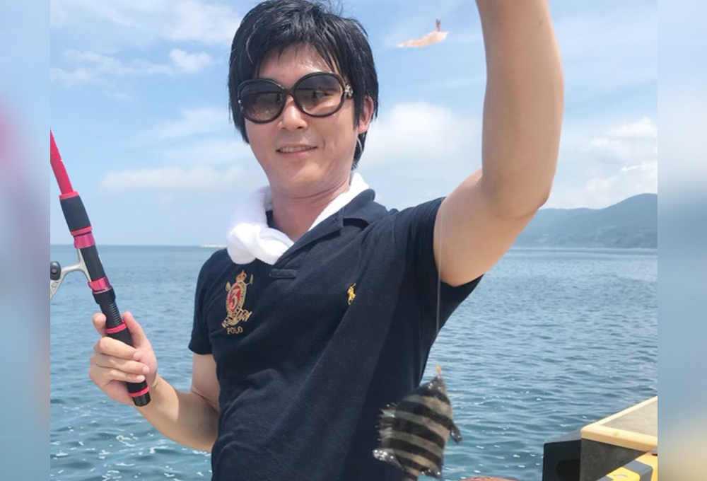 前職の時にお客様の釣り大会に参加し、そこから釣りにハマってしまいました。 近年は毎年竹岡式のシャクリ真鯛に行っているのですが、真鯛がうまく釣れず、チャレンジ中です。