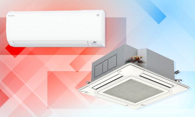 業務用エアコンと家庭用エアコンの違い