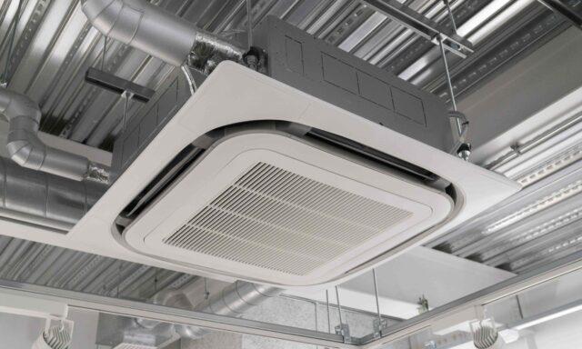 業務用エアコンでできる加湿対策とは