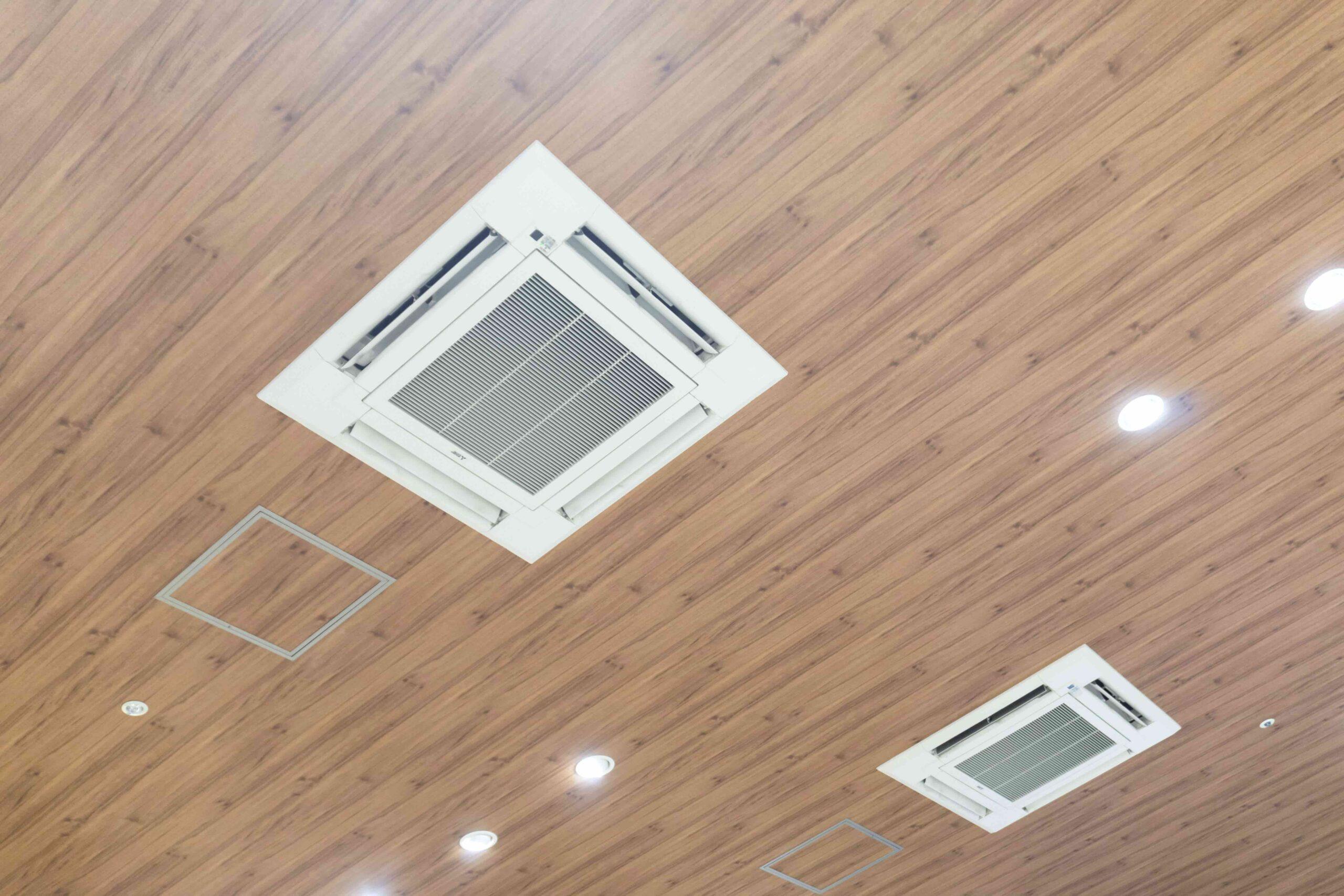 業務用エアコンでできる加湿対策